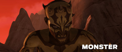 Monster - Star Wars: The Clone Wars