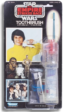 Star Wars: Episode V The Empire Strikes Back toothbrush
