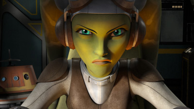 Hera from Star Wars Rebels