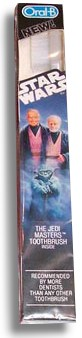 Star Wars: Episode VI Return of the Jedi - Jedi Masters toothbrush by Oral B