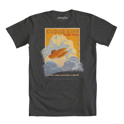 Star Wars Cloud City Aerial Tours shirt