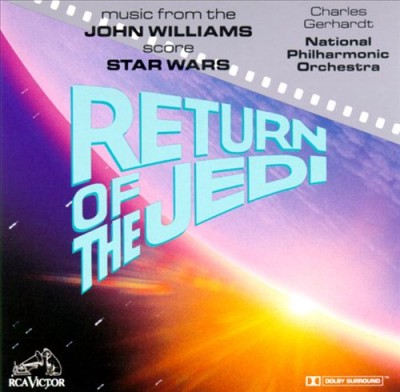 Return Of The Jedi by Charles Gerhardt and the National Philharmonic Orchestra