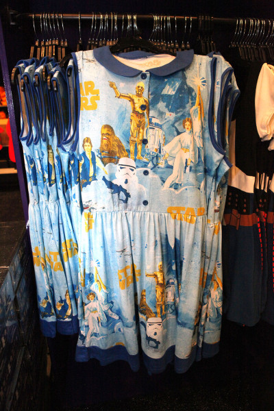 Star Wars Weekends 2014 Darth's Mall - Her Universe Star Wars dress