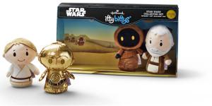 Star Wars itty bittys by Hallmark