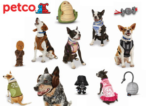 Petco Star Wars collection