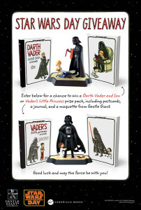Star Wars Day Jeffrey Brown prize pack