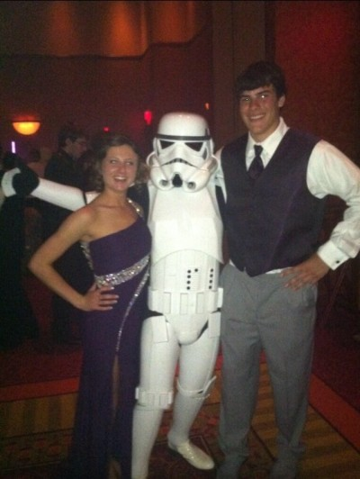 Star Wars Prom with the 501st