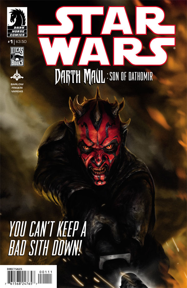 Star Wars: Darth Maul -- Son of Dathomir #1