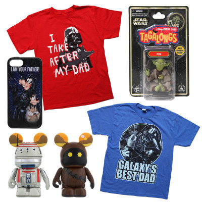 Star Wars Weekends 2014 merchandise