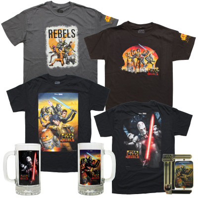 Star Wars Weekends 2014 fifth weekend merchandise