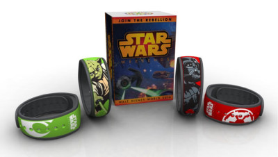 Star Wars Weekends MagicBands
