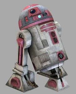 R2-KT from Star Wars: The Clone Wars