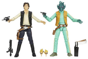 Cantina Showdown Black Series - Toys R Us/Entertainment Earth