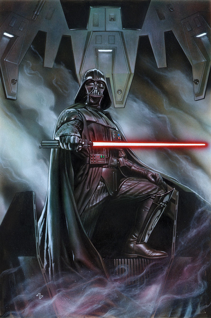 Star Wars: Darth Vader #1 cover