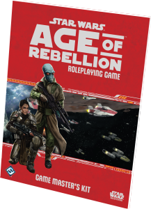 Star Wars: Age of Rebellion Game Master's Kit