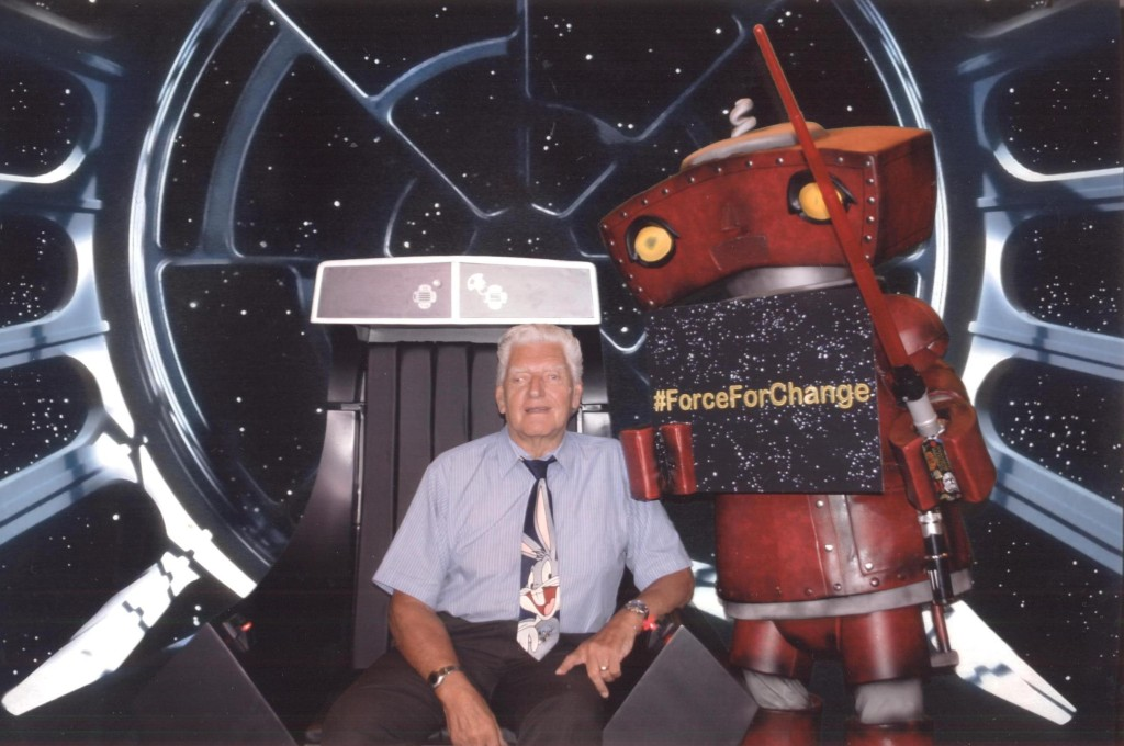 Bad Robot with David Prowse