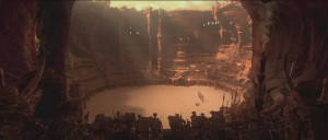 Arena of Justice on Geonosis