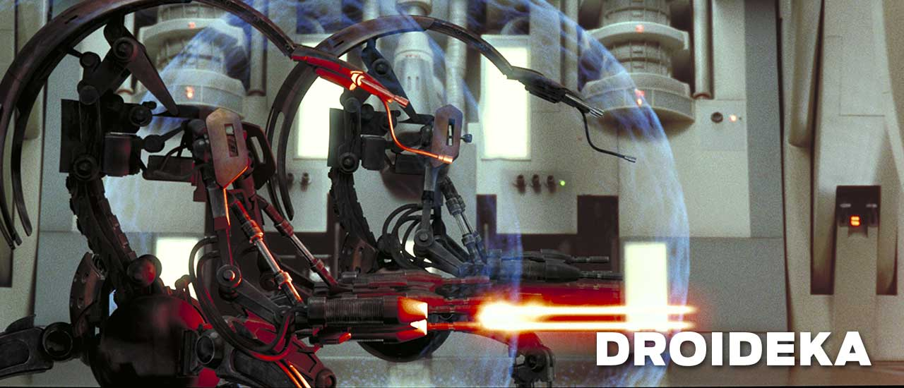 What are the names of all the droids in starwars - answers.com
