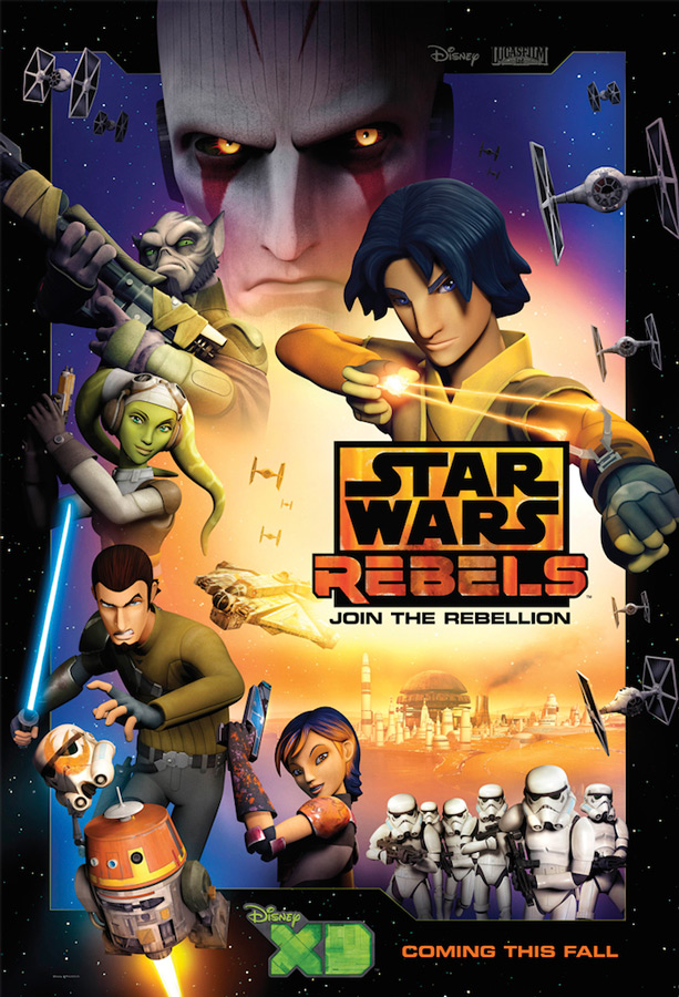 Star Wars Rebels at SDCC 2014