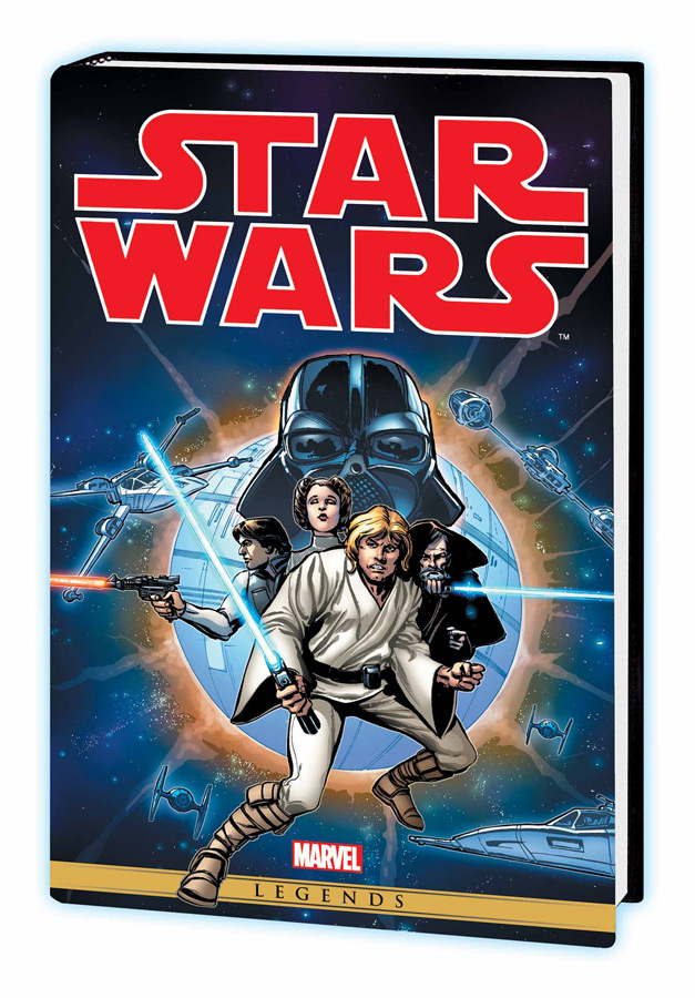 Star Wars: The Original Marvel Years omnibus