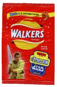 Walkers Ready Salted, 1999