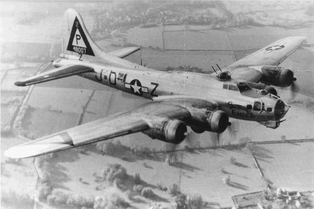 B17G_Model_Air_Force_Photo