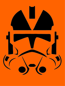 graphic about Star Wars Pumpkin Stencils Printable titled Do it yourself Star Wars Pumpkin Stencils