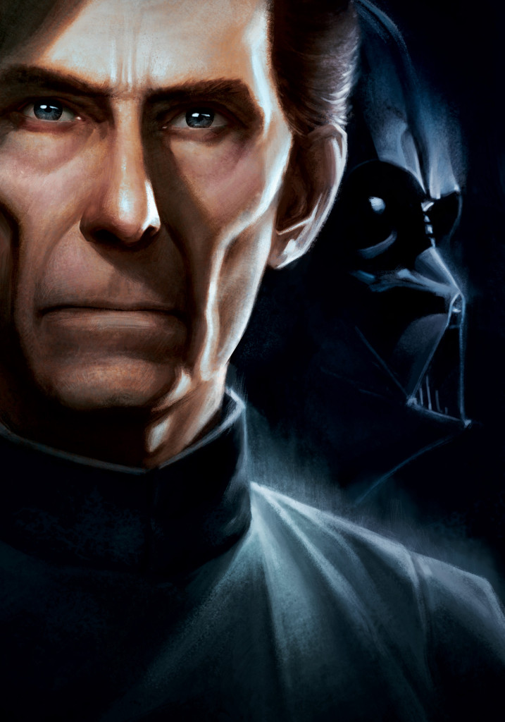 Star Wars: Tarkin cover