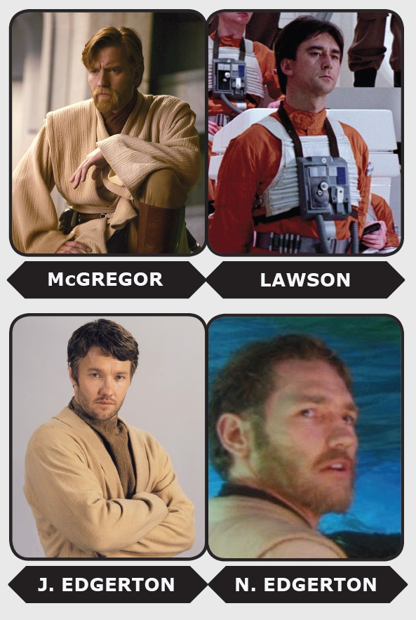 The Kenobi connection.