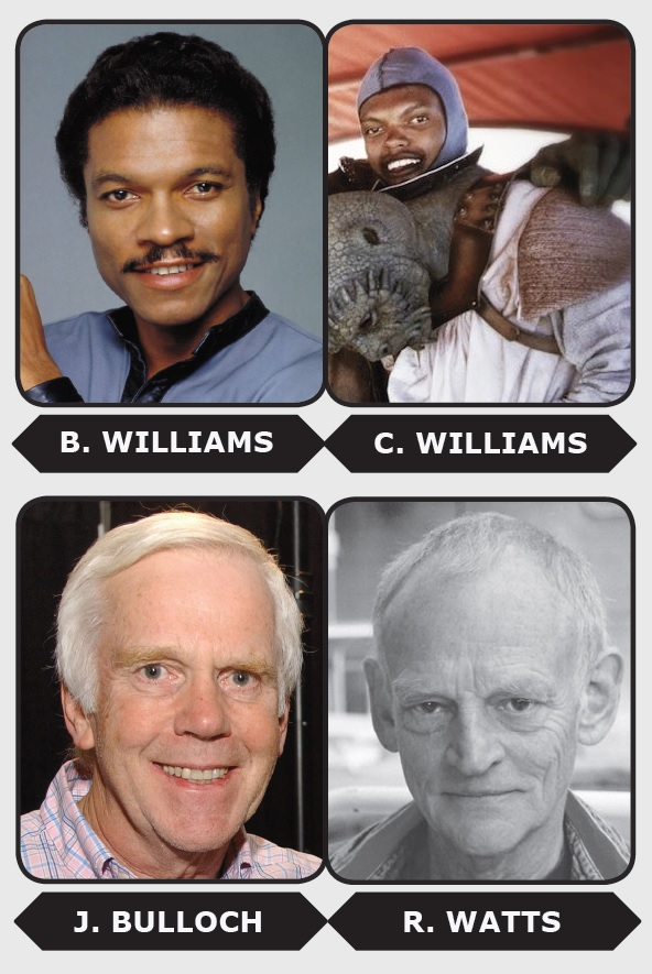 Original Trilogy connections.