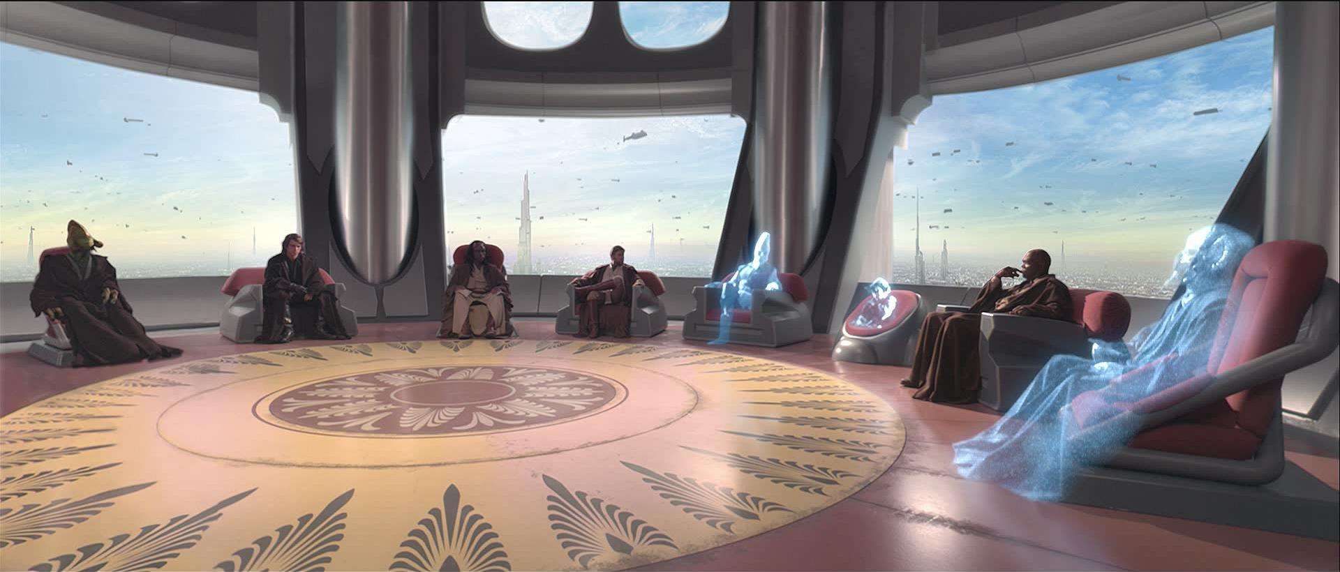 Image result for council of jedi