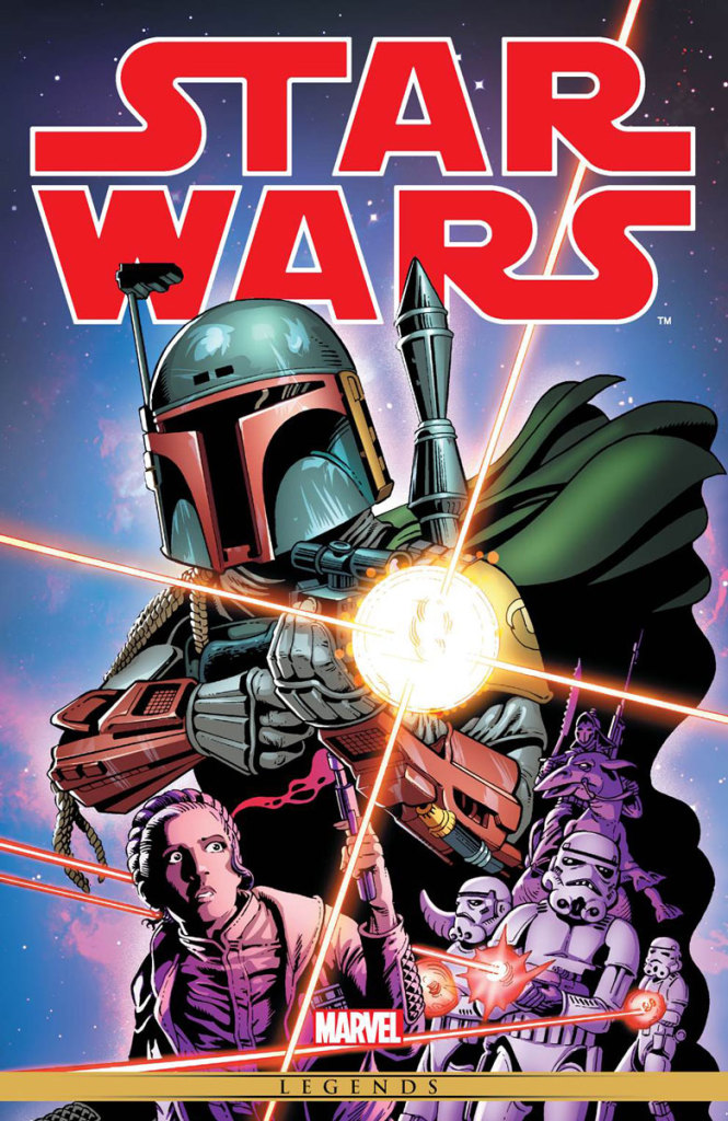 Star Wars: The Original Marvel Years Omnibus Vol. 2