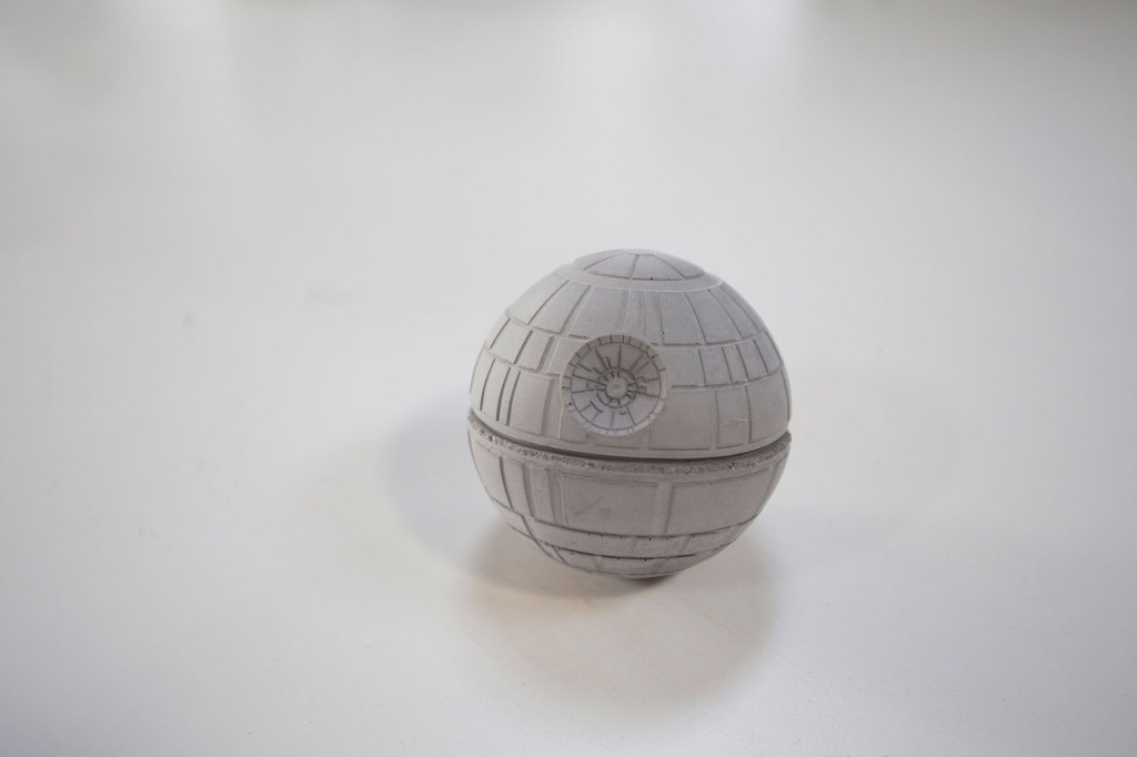 Concrete Death Star
