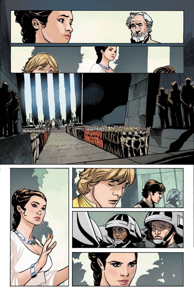 Star Wars: Princess Leia #1 - page 2