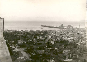 A Seattle Hooverville (King County Archive Photo)