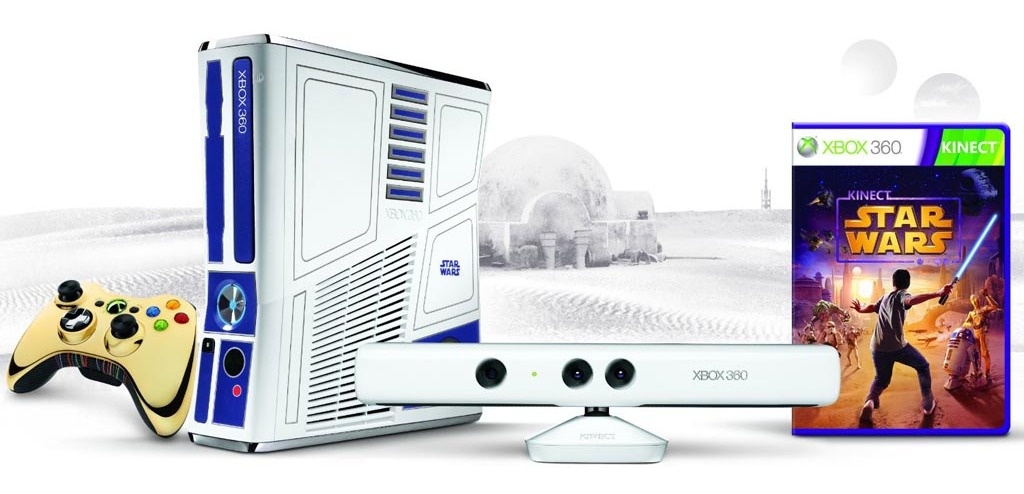 xbox limited_edition_star_wars_themed_xbox_360_shows_your_love_to_r2d2_and_c3po_1