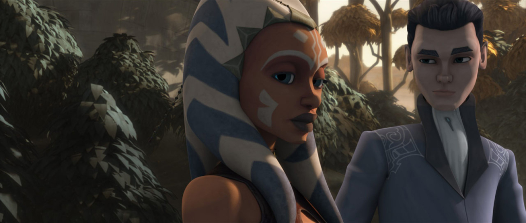 Ahsoka Heroes on Both Sides