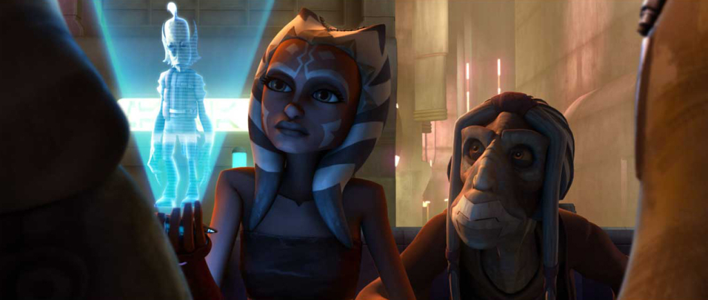 Ahsoka Lightsaber Lost