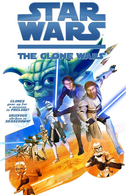 Star Wars: The Clone Wars webcomic series