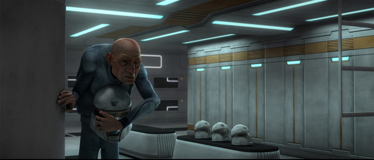 Though 99 Never Left Kamino And Technically Wasnu0027t A Clone Trooper, He Was  One Of The Most Resolute And Selfless Clones. He Was Malformed, But He  Didnu0027t Let ...