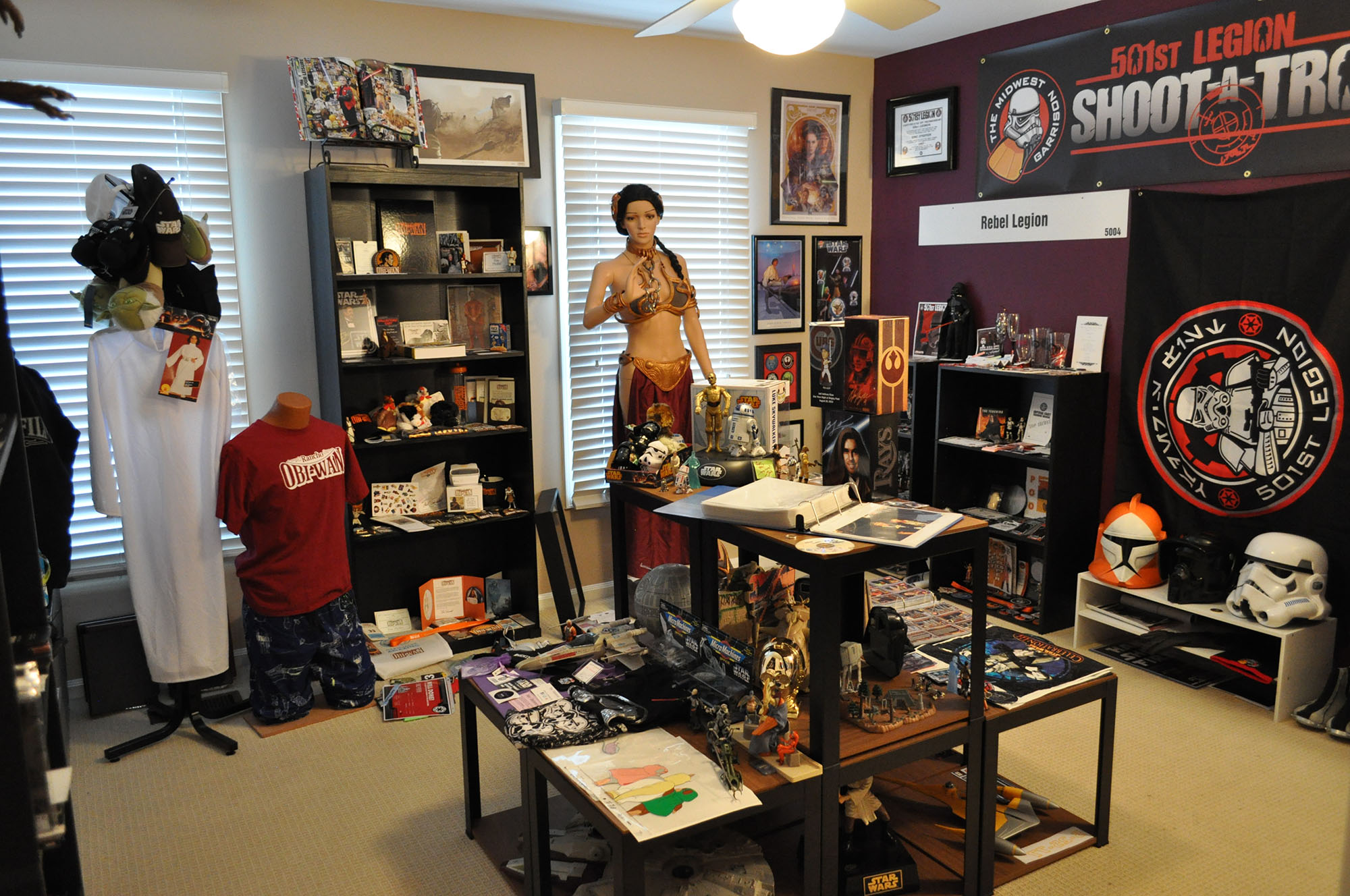 Fully Operational Fandom The Star Wars Collector Within
