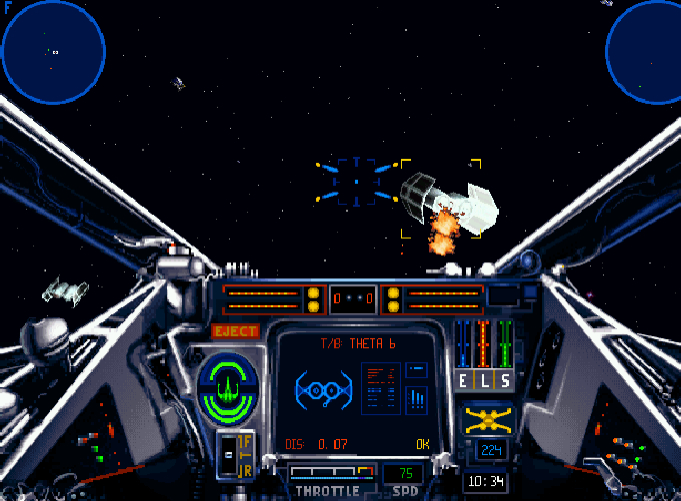 X-Wing Combat Simulator (LucasARTS) Mod - Looking for Play-testers