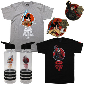 Star Wars Day merchandise at Disney parks
