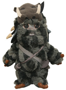 Star Wars Day Ewok plush