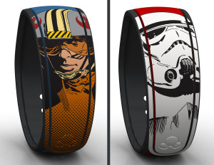 Star Wars Day merchandise - Magic Bands
