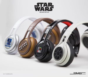 Star Wars Day merchandise - headphones