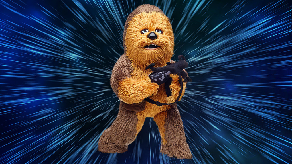 Build a Bear - Chewbacca