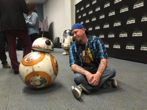 Matthew Rowbottom - BB-8