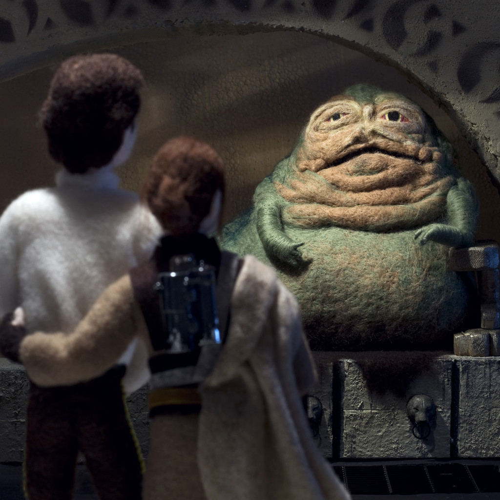 Star Wars Epic Yarns - blog13 - MONSTER