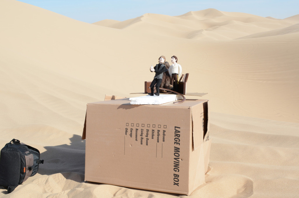 Star Wars Epic Yarns - blog14 - Imperial Sand Dunes